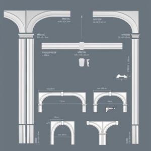 Byblos Arch Fascia