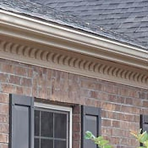 Roofline Dentils