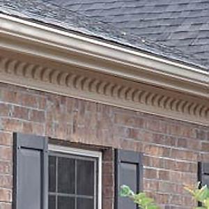 Roofline Dentils