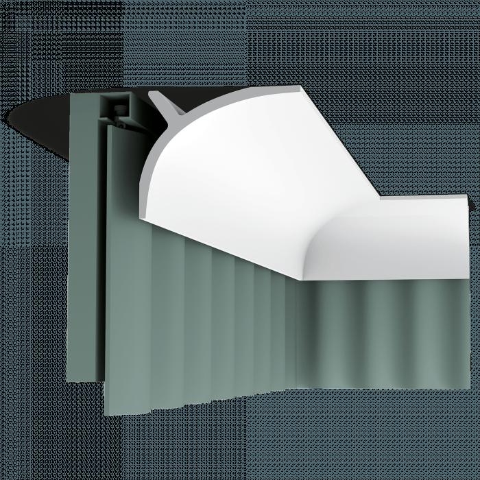 CP991 'Curtains' curtain profile