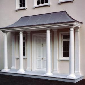 Entrance Canopies & Porches
