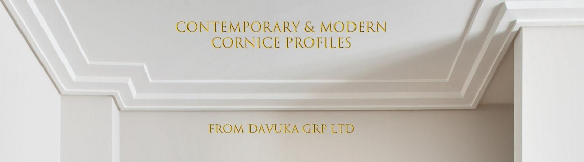 Coving Supplier in the UK Contemporary Cornices for the 21st Century